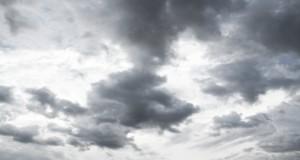 Immagine di un cielo tempestoso